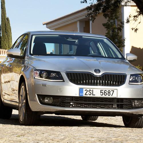 Skoda Octavia Limousine, 3. Generation, Pre-Facelift