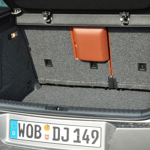 VW Tiguan I, Pre-Facelift, Kofferraum