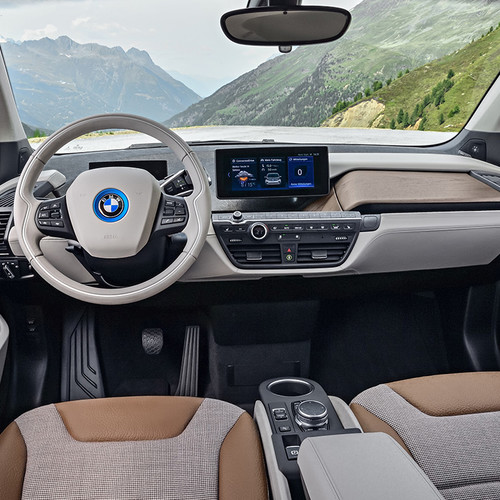 BMW i3 2018 Cockpit