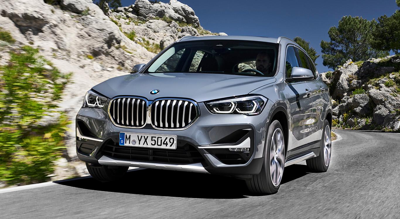 Der neue BMW X1 2019.