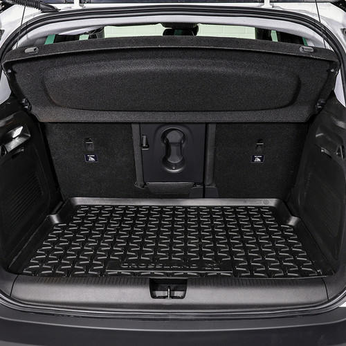 Opel Crossland X, Kofferraum, Ladevolumen