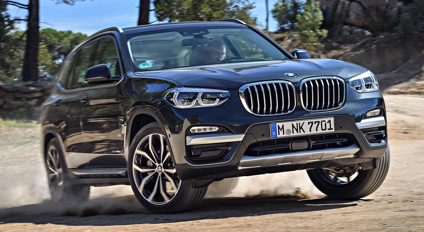 Die dritte Generation des BMW X3 ist seit Ende 2017 erhältlich.