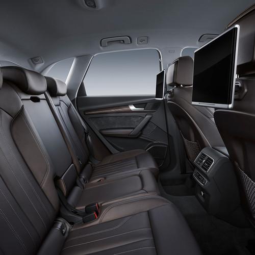 Innenraum des Audi Q5