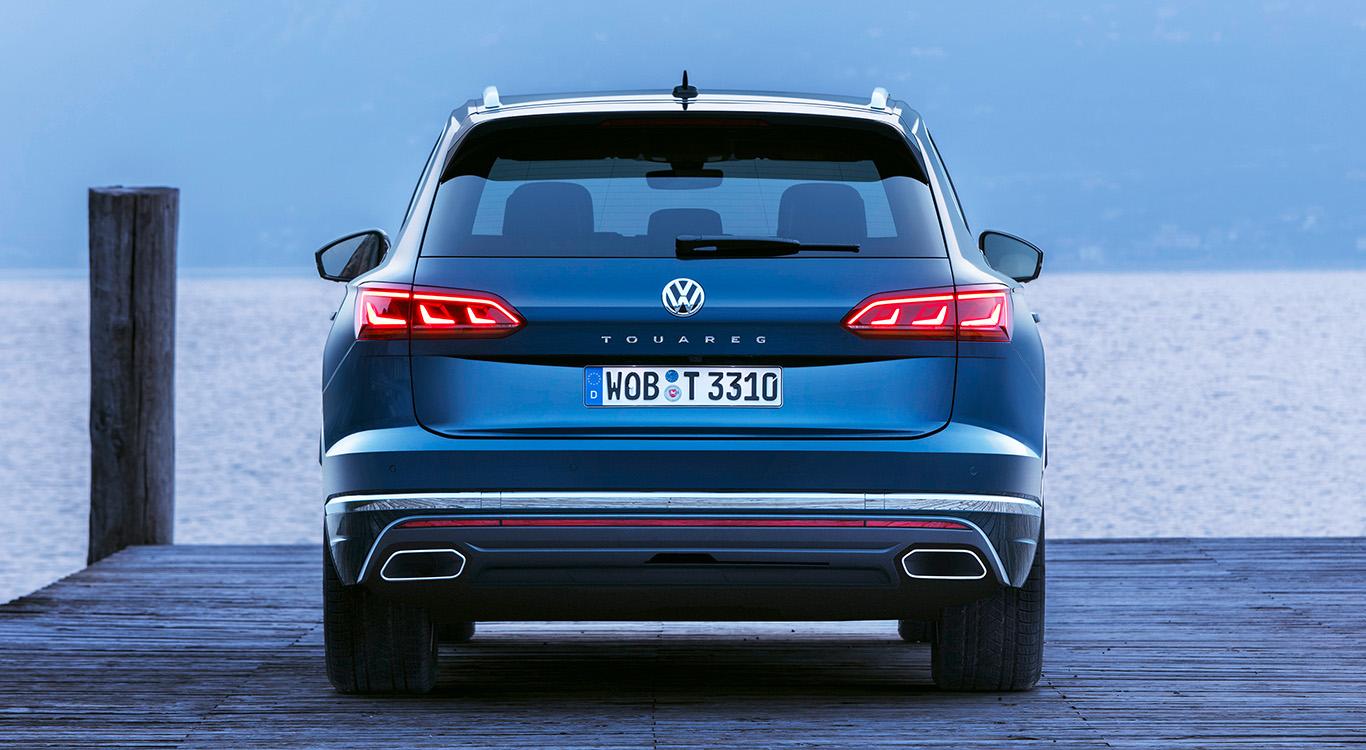 2020 Volkswagen Touareg Spesification