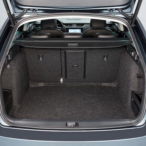 Skoda Octavia 3 Combi, Kofferraum, Facelift