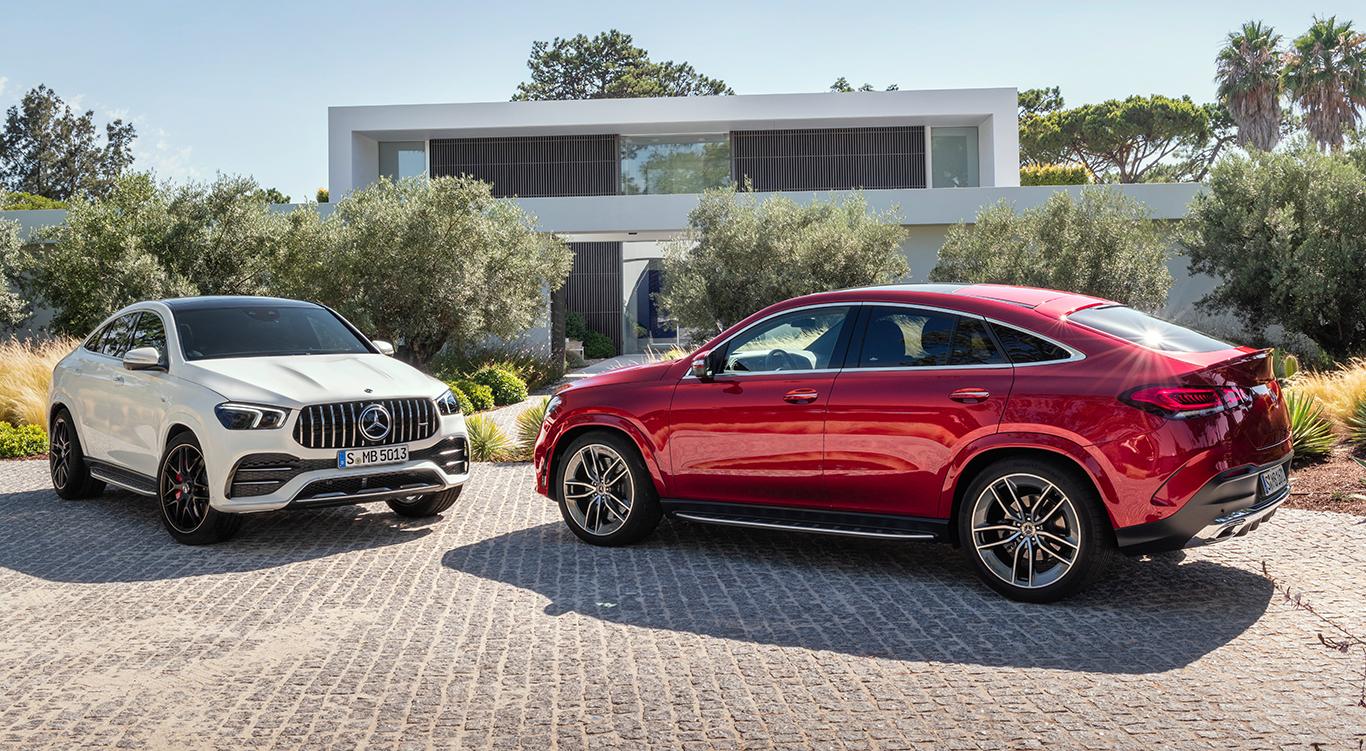 Beim Antrieb setzt Mercedes in Europa auf den Diesel.