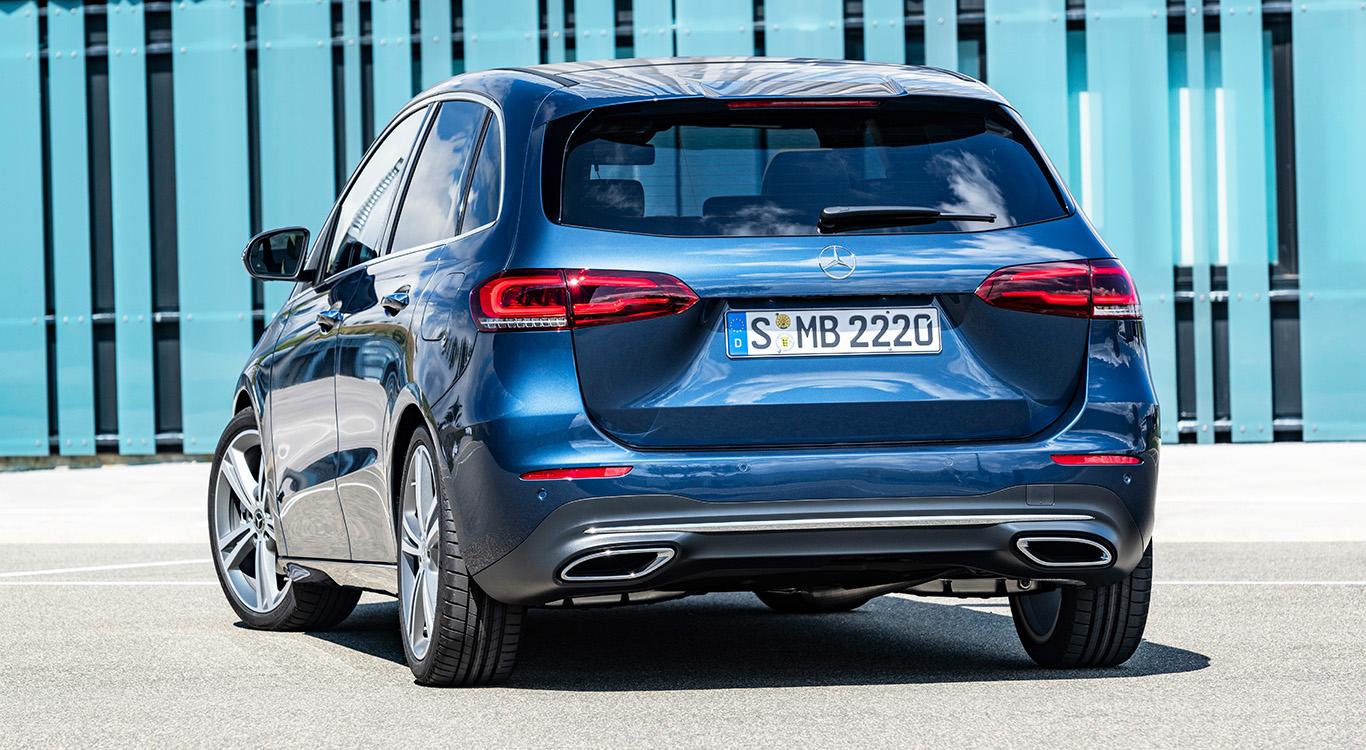 Eleganter, sportlicher und ein Stück weit flacher: Kann die Mercedes B-Klasse vermehrt auch die jüngere Klientel ansprechen?