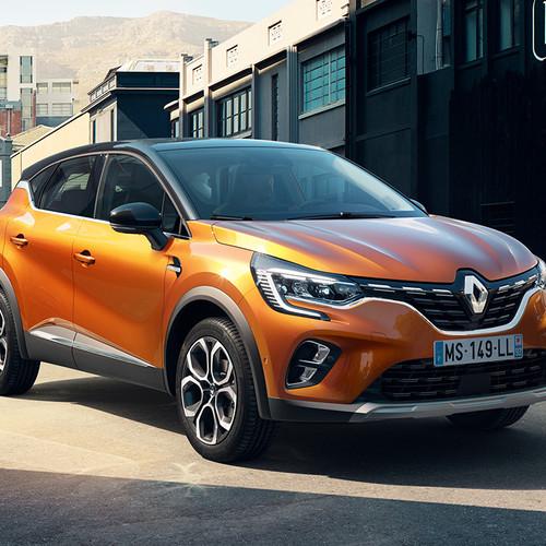 Renault Captur 2019, Frontansicht