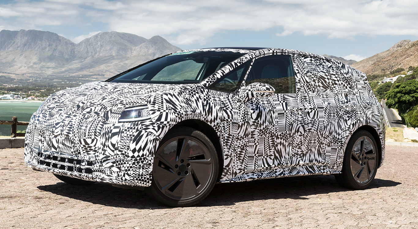 Ende 2018 wurden Prototypen des VW ID.3 zu Testläufen nach Südafrika geschickt.