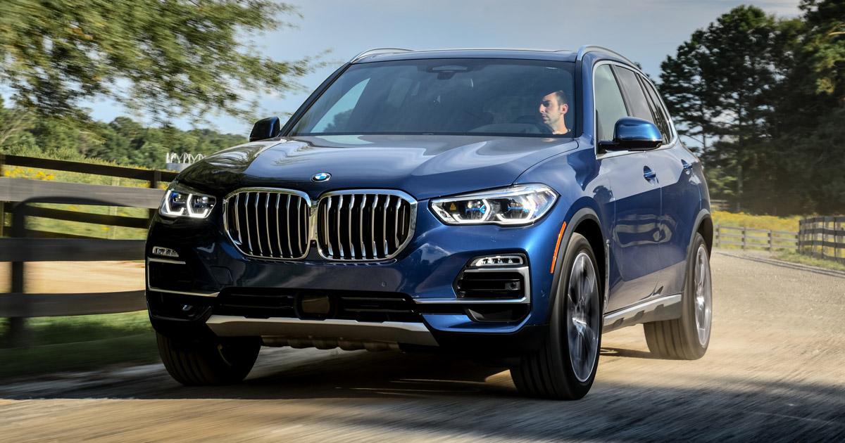 Foto: BMW X5.
