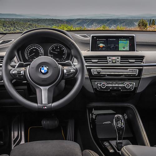 BMW X2: Cockpit