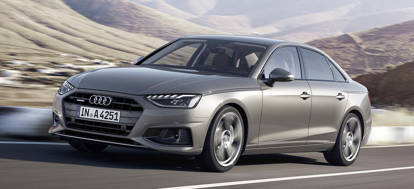 Audi A4 Allroad Quattro Facelift 2019 Motor Autozeitung De