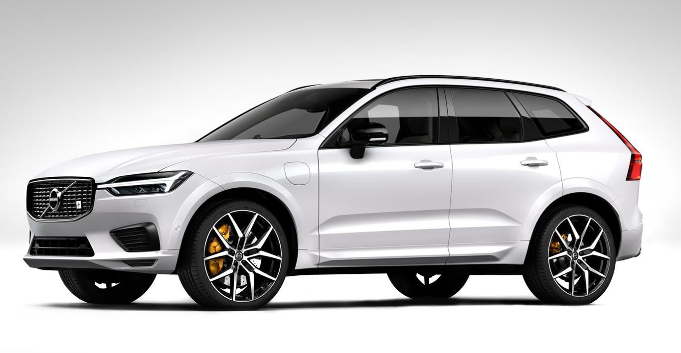 "Volvo XC60 ""Polestar Engineered""."