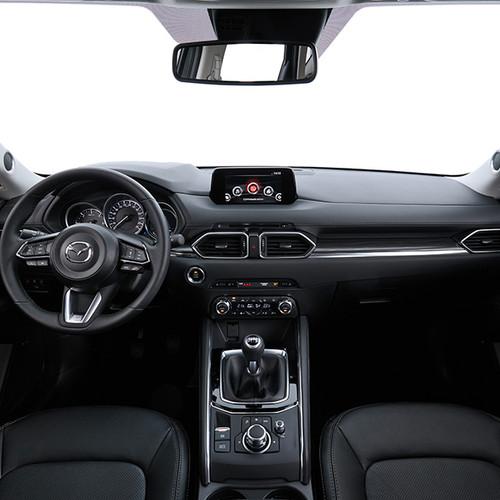Mazda CX-5, Innenansicht, Cockpit