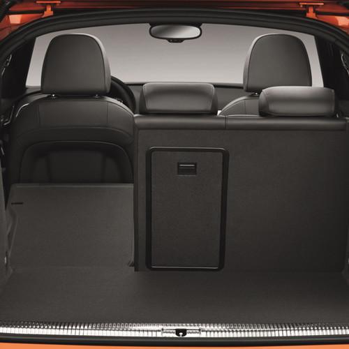 Kofferraum des Audi Q3.