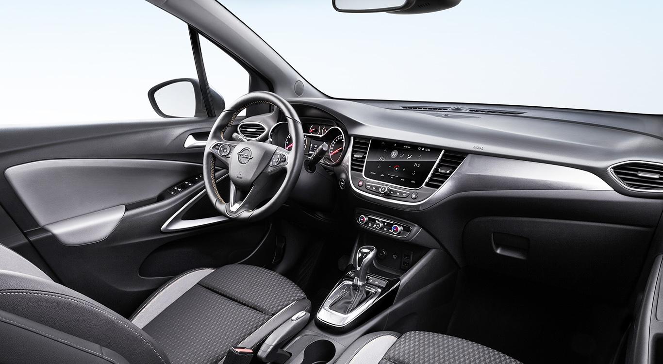 Der Opel Crossland X wurde in enger Abstimmung mit dem französischen PSA-Konzern konzipiert.