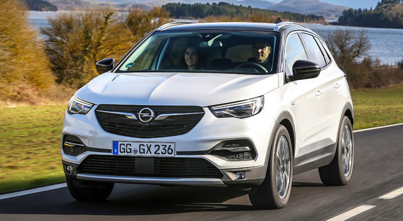 Der Grandland X ist das größte der drei SUV aus dem Hause Opel.