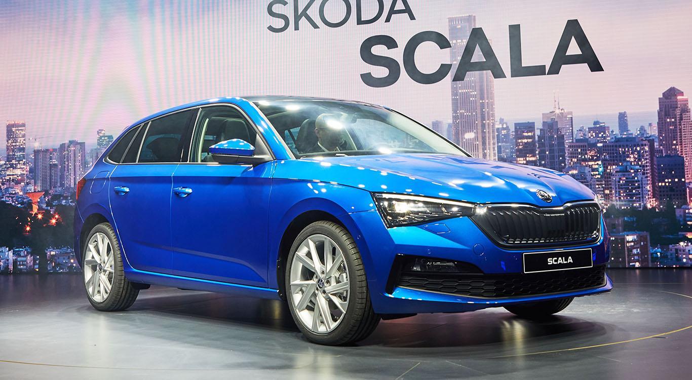 VW-Tochter Skoda geht mit einer Kompaktklasse-Neuheit an den Start: Der Scala vollzieht seinen Marktstart im Frühsommer 2019.