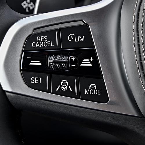BMW X5 2018, Multifunktionslenkrad, G05