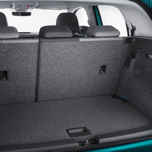 VW T-Cross, Kofferraumansicht