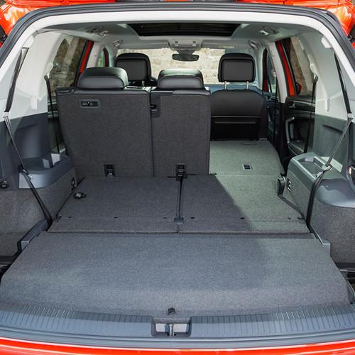 VW Tiguan Allspace Kofferraum