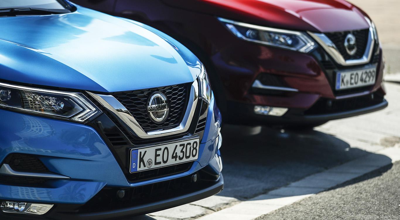 Die zweite Generation des Nissan Qashqai ist in Deutschland seit 2014 erhältlich, im Frühjahr 2017 wurde die Modellreihe einem Facelift unterzogen.