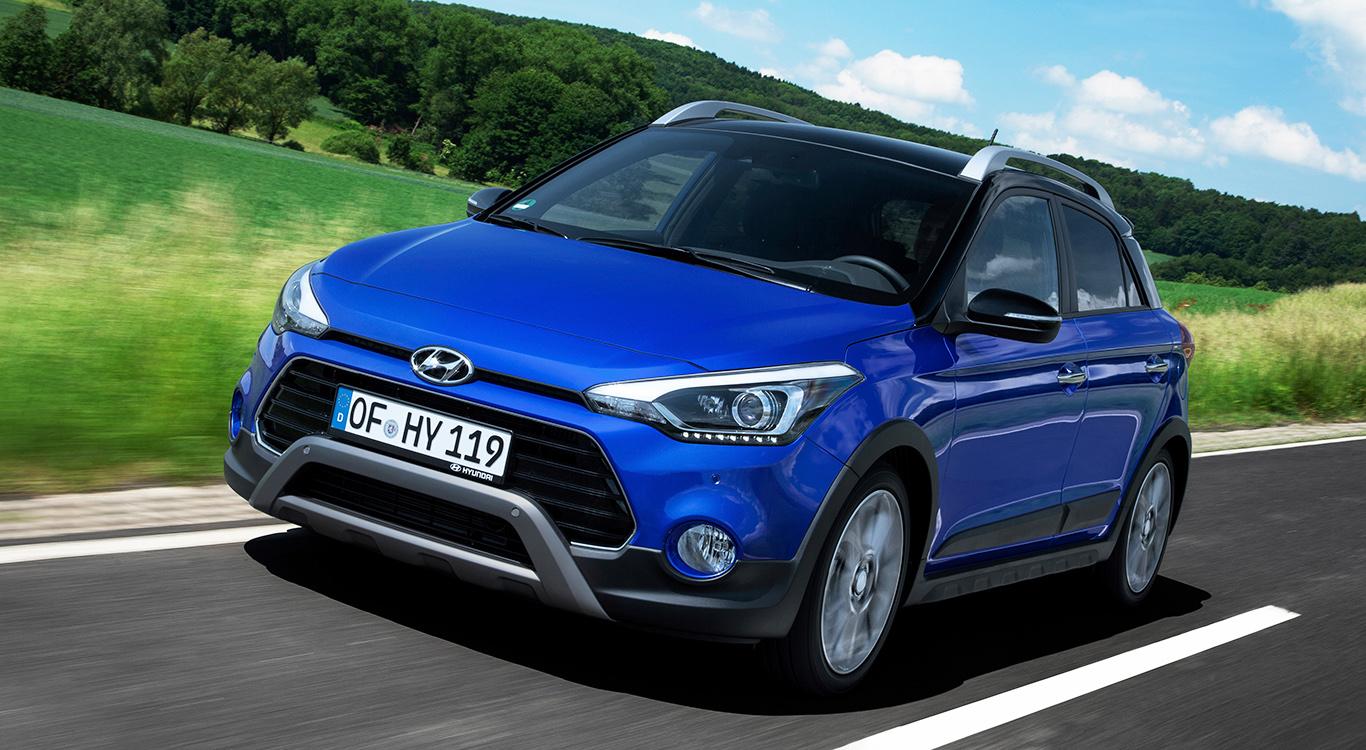 Der neue Hyundai i20 Active.