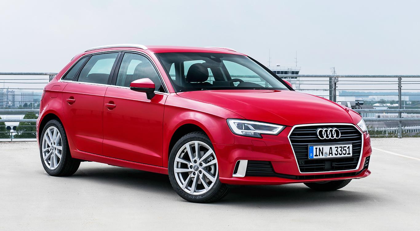 Der Audi A3 Sportback befindet sich in dritter Neuwagen-Generation, 2016 wurde für den Premium-Kompakten ein Facelift durchgeführt.