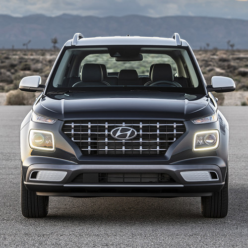 Hyundai-SUV Venue, Frontansicht