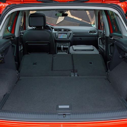 VW Tiguan, Kofferraum-Ansicht 3