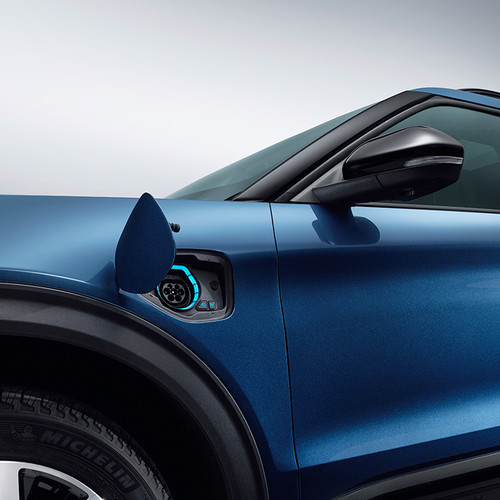 Ford Explorer 2019, Plug-in-Hybrid, SUV-Neuheit