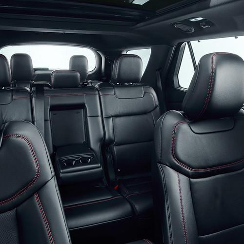 Ford Explorer 2019, Innenraum