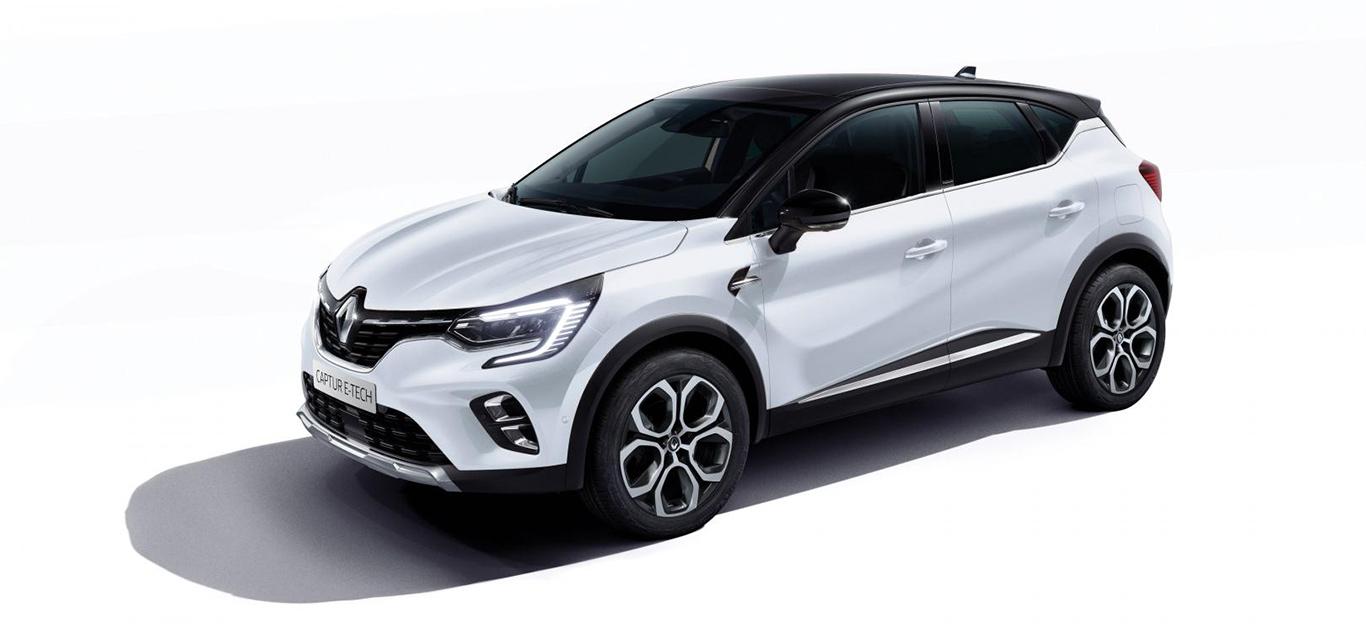 Der neue Renault Captur E-Tech Plug-in bereits bestellbar.