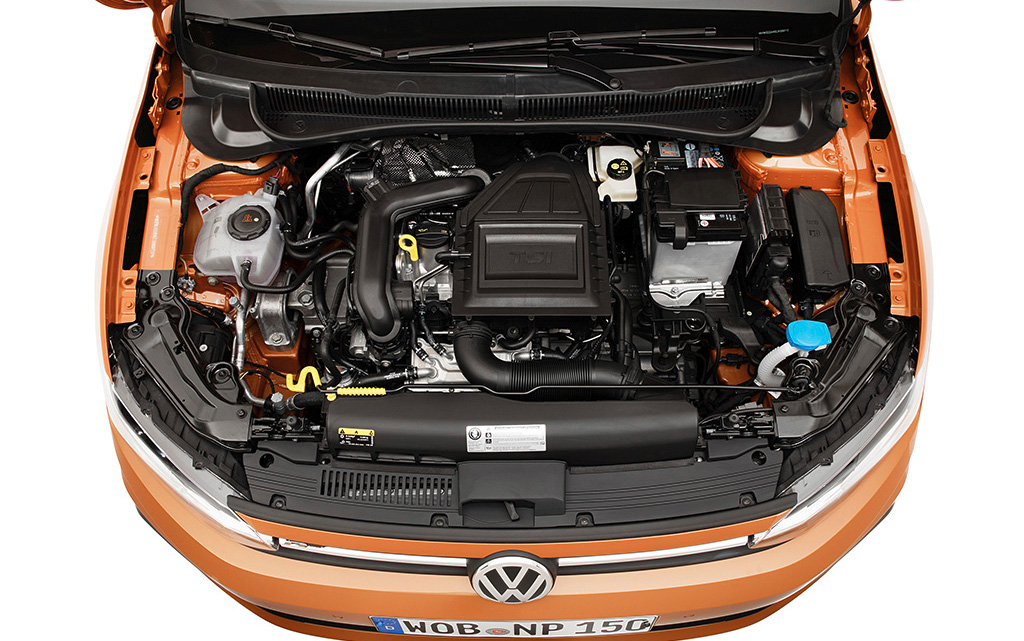 VW Polo 1.0 TSI 70 kW/95 PS