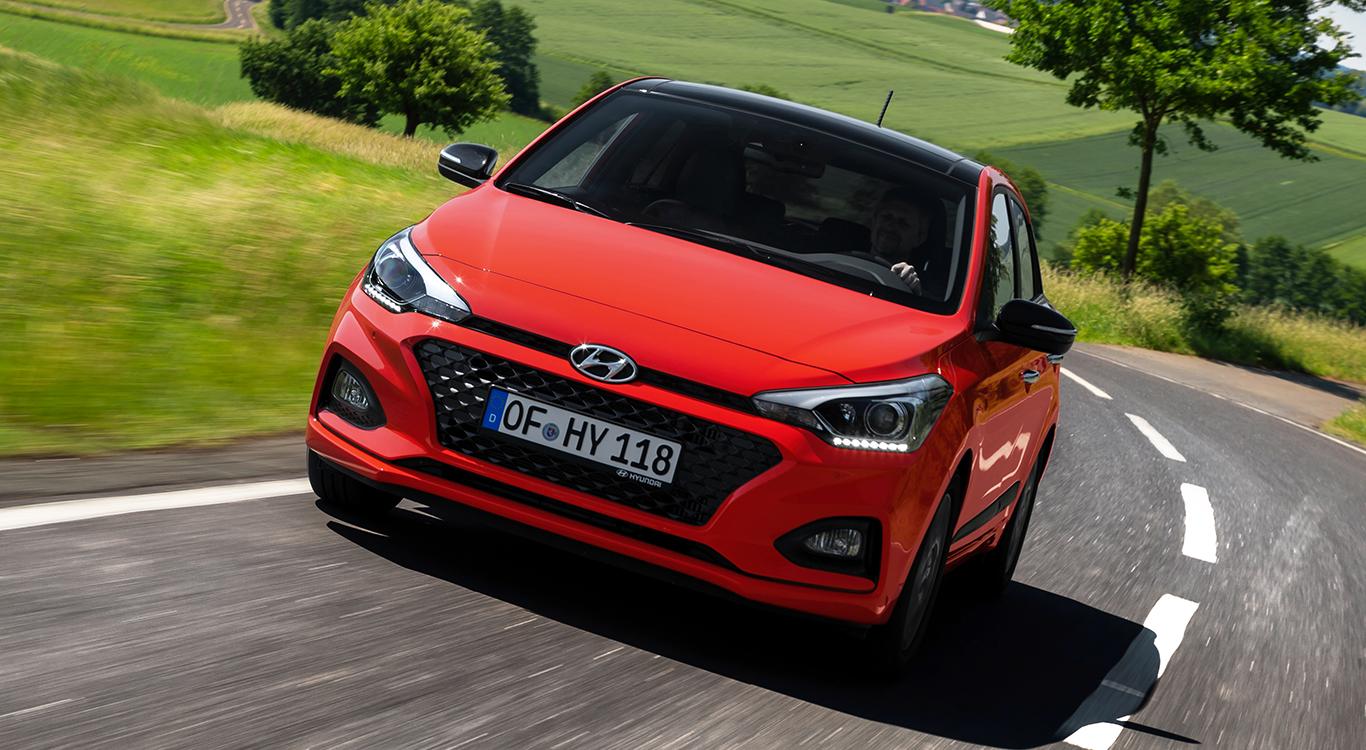 Der Hyundai i20 tritt in einem dichtbesiedelten Segment gegen Bestseller wie den VW Polo an.