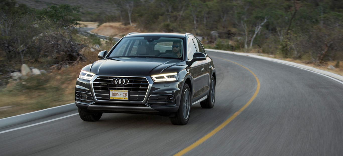 Artikelbild BeschreibungTechnik-Check Audi Q55421