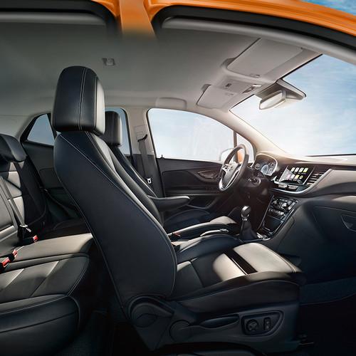 Opel Mokka X, Innenraum, Seitenansicht