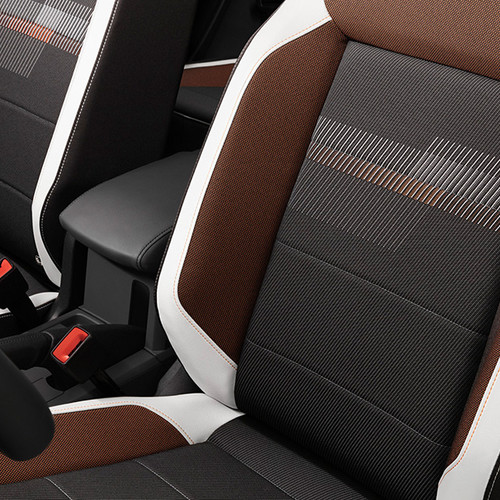 Die Sitze des VW T-Cross 2019