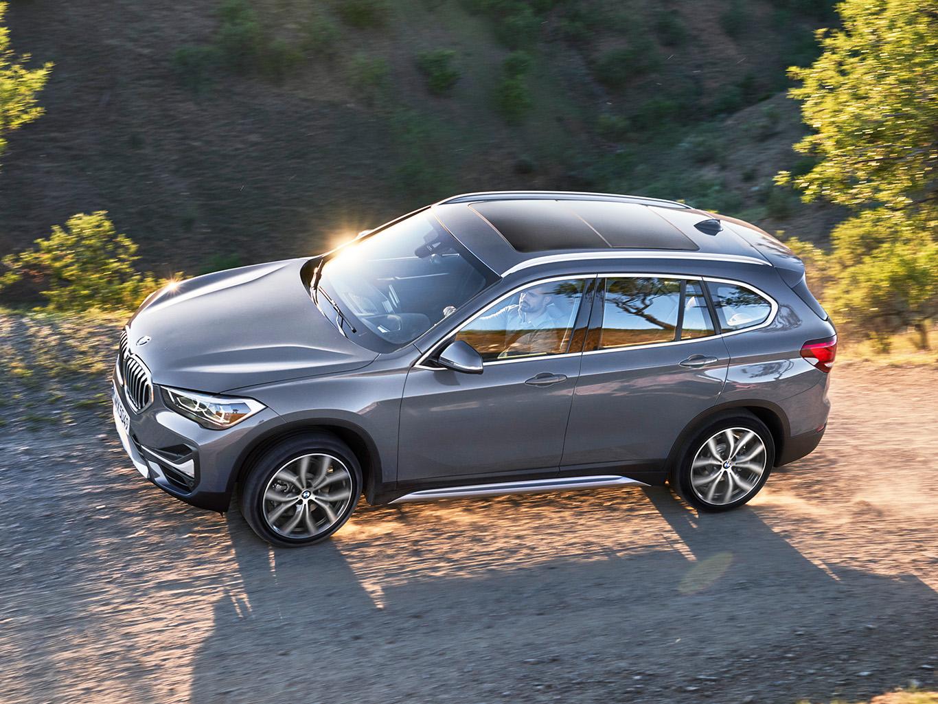 BMW X1 Facelift 2019 - Oder doch lieber der VW Tiguan? - Site