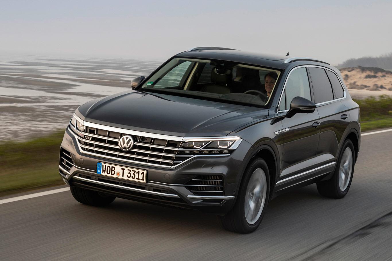 Das Nobel-SUV VW Touareg kommt 2020 in einer Steigerung seiner selbst: der R-Version.