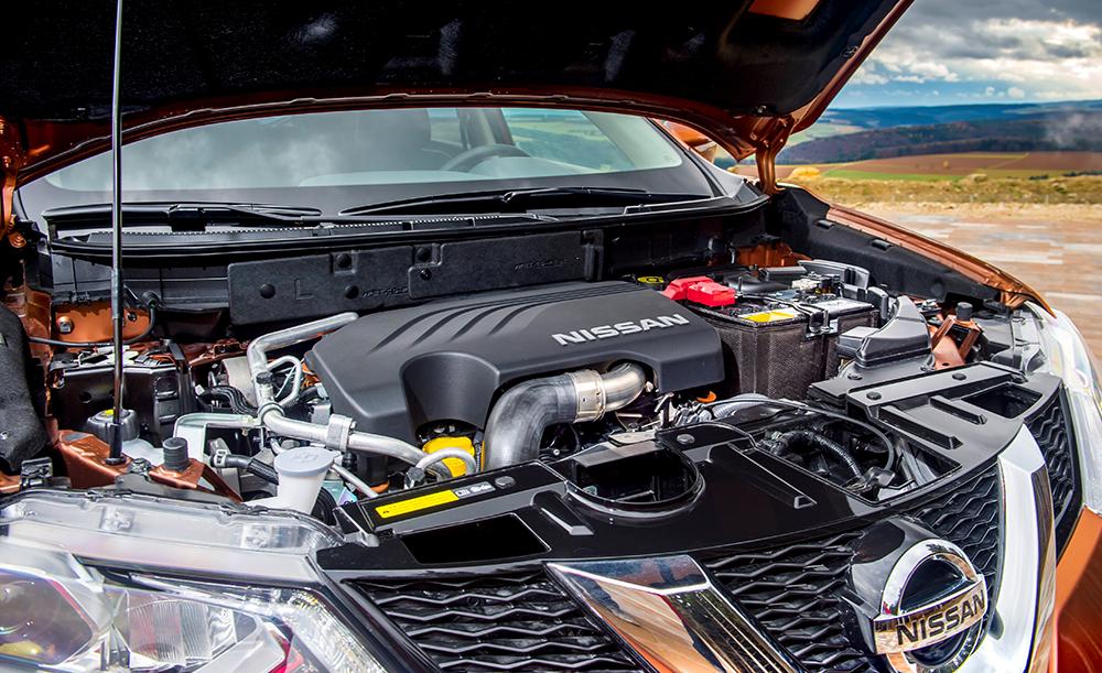 Seit Januar 2019 bietet Nissan den X-Trail mit einer neubestückten Motorenpalette an. Grund sind die Umstellungen im Zuge von Euro 6d-TEMP.