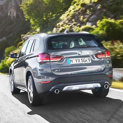 BMW X1 Facelift 2019, Heckansicht