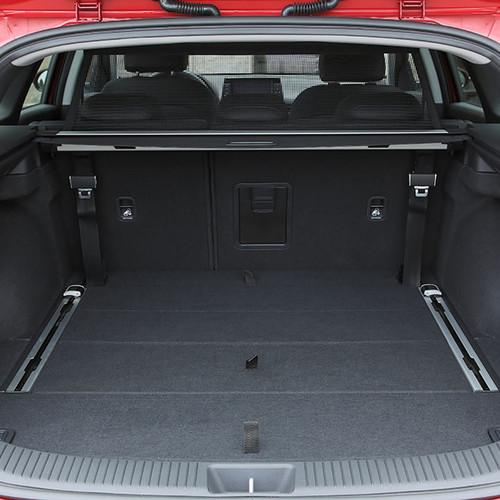 Hyundai i30 Kombi, Kofferraumansicht mit geschlossenem Ladeboden