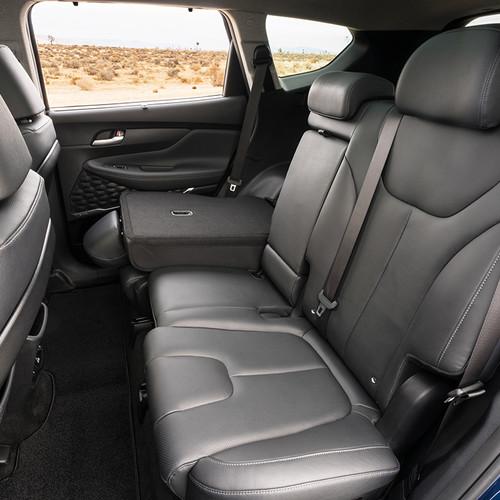 Hyundai Santa Fe 2018, Fond