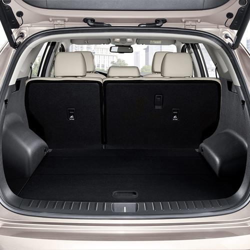 Hyundai Tucson, Kofferraum-Ansicht