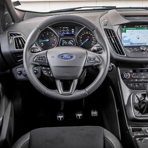 Ford Kuga Facelift 2017, Cockpit, ST Line