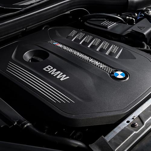 BMW X3 M40i 2018, Motor, Benziner