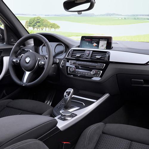 BMW 1er Reihe, Facelift 2017, Innenraum, Cockpit