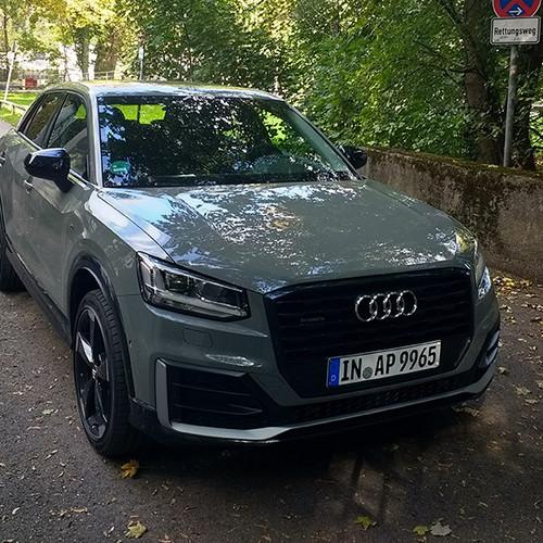 Audi Q2 Edition 1