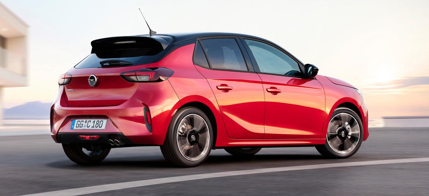 Beispiel Opel Corsa. - Foto: Opel